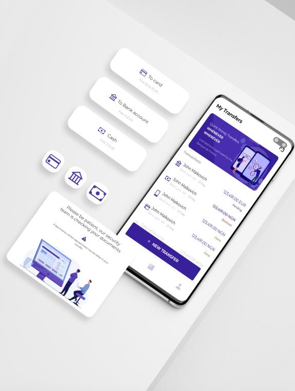 White-Label Money Transfer Platform